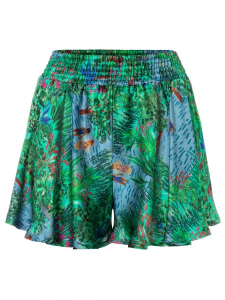 Aqua Shorts